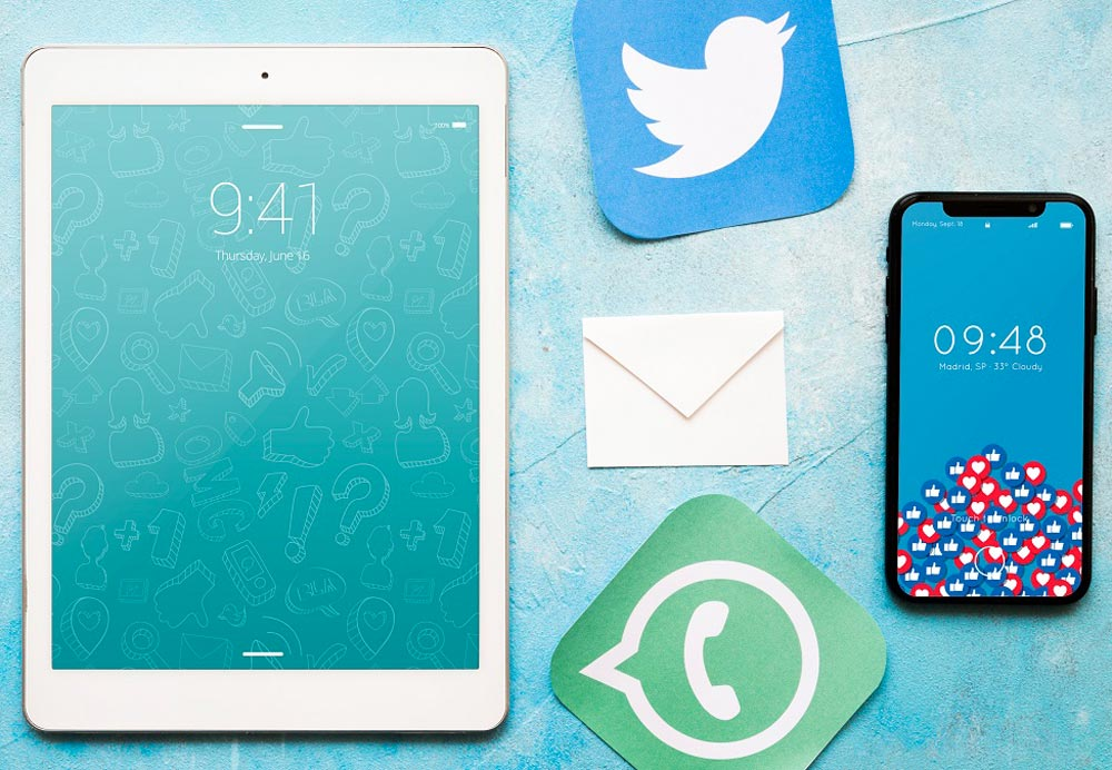 comunicazioni commerciali sui social networks