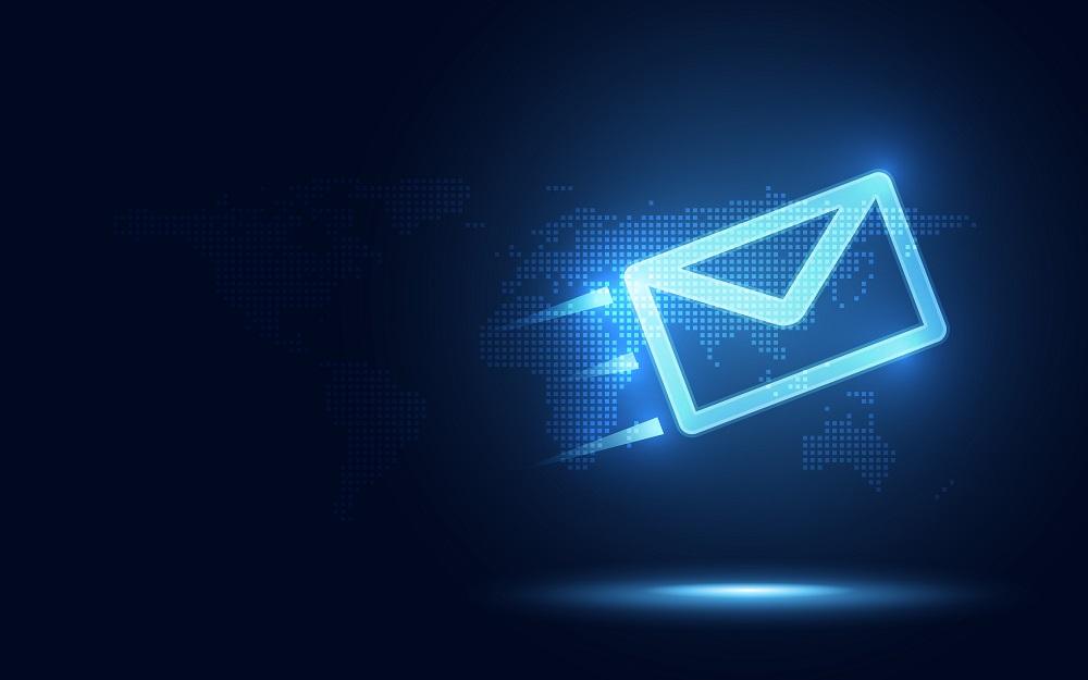 proteggere email copertina